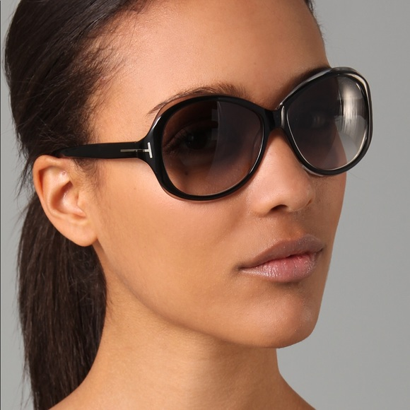 cfc4bb2da6 Tom Ford Cecile Black Sunglasses. M 5c6c9599de6f62c66dc6fe0b
